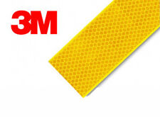 3M 983 jaune ruban réfléchissant 55mm x 1m ECE104 compatible (3M diamond grade)