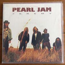 "Pearl Jam -  Jeremy  7"" Promo Vinyl"