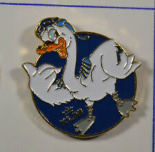 KLM Royal Dutch Airlines - Schwan - PIN Badge ca. 3 x 2 cm  (AN2984)