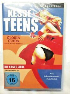 Kesse Teens - Die erste Liebe - Uncut [DVD/NEU/OVP] mit Gloria Guida