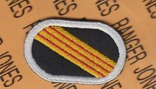 US Army 5th Special Forces Group Airborne SFGA para oval patch c/e T-3