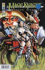 MAGE KNIGHT-Stolen Destiny-Issue #2-Comic-WIZKIDS-very rare