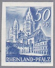 Rheinland-Pfalz Mi.Nr. 11 U ungebraucht und geprüft