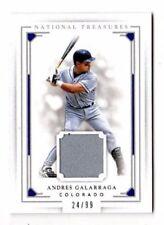 Colorado Rockies Single Baseball Cards