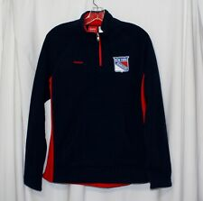 Reebok New York Rangers Youth Fleece Jacket Size L 14/16