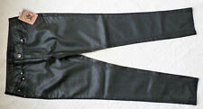 Ecologic 100% Vegan Leather Pants Trousers Women JOUJOU