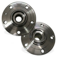 For Skoda Octavia 1.6 TDI 2013> 2x Front Hub Wheel Bearing Kit Pair ABS Sensor