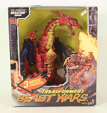 Transformers Beast Wars Transmetals 2 Megatron Dragon Sealed MIB 1999