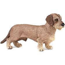 Papo cane compagni BASSOTTO da collezione Animale Figura Nuovo