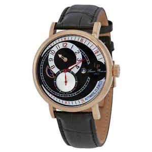 Lucien Piccard Supernova Moonphase Automatic Men's Watch LP-15157-RG-01