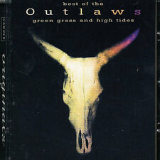 THE OUTLAWS - BEST OF THE OUTLAWS: GREEN GRASS AND HIGH TIDES [REMASTER] NEW CD