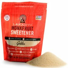 Lakanto Golden Monk Fruit Sweetener 235g, Sugar Free, Low Carb, Zero Calories