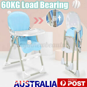 Baby High Chair 3 in1 Dining Child Kids Eating Feeding Toddler Highchair Seat AU