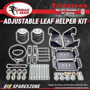 Airbag Man Air Bag Leaf Springs Helper Kit Rear for FORD F150 F250 F350 F100