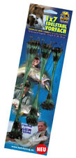Stahlvorfächer Behr Stahlvorfach Edelstahl Set 72 Stück Hecht Barsch Zander NEU