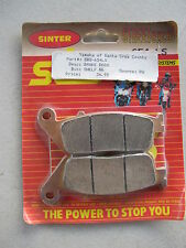 NEW SBS-654LS BRAKE PAD SET FOR HONDA ST1100 1990-1992