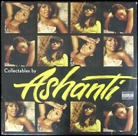 "ASHANTI ""COLLECTABLES BY ASHANTI "" 2005 VINYL 2XLP COMPILATION 10 TRKS *SEALED*"