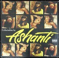 "ASHANTI ""COLLECTABLES BY ASHANTI "" 2005 VINYL 2XLP COMPILATION 10 TRKS *SEALED*"