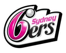 Iron on Transfer - (BIG) BBL - Sydney Sixers