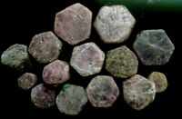 Rough Ruby Sapphire 1/2lb Lots Natural Corundum Crystals