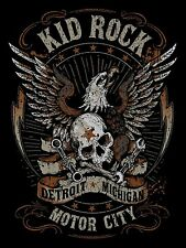 Kid Rock Iron On Transfer For T-Shirt & Other Light Color Fabrics #3
