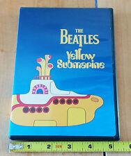 The Beatles Yellow Submarine DVD NTSC Region 1 Widescreen Version