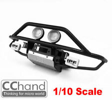 CC HAND METAL front Bumper FIT RC4WD 1/10 TF2 Mojave with lights no winch (D)