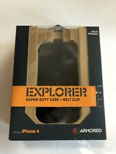 Black Griffin Explorer Case for iPhone 4/ 4S OEM GB02338