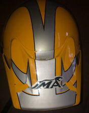 Official Ima bmx full face helmet. Used 2 Times , I Don't Bmx Anymore. Large