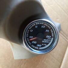 OEM 2005-2007 Chevrolet Cobalt SS Autometer Boost Gauge Pillar Windshield Trim