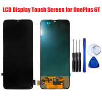 LCD Display Touch Screen Digitizer TFT Replacement for OnePlus 6T Repair Parts