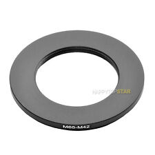 M65-M42 M65 Male to Female M42 65 mm 65mm to 42mm Coupling Ring Adapter For Lens