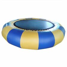 Crazy Pool Toy 5m Diameter Inflatable Jumping Bouncer Water Trampoline ~34FK