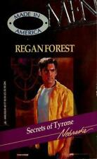Men Made in America: Secrets of Tyrone by Regan Forest (1994, Paperback)