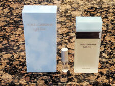 Dolce & Gabbana - Light Blue EDT - 5ml Sample in Refillable Atomizer
