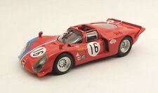 Best MODEL 9464 - Alfa Romeo 33.2 Spyder corta N°16 ring 1969 Pilette 1/43