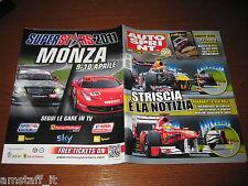 AUTOSPRINT 2011/14=PROVA MINI COOPER WRC=AMARCORD FERRARI FF 308=TEST FERRARI FF