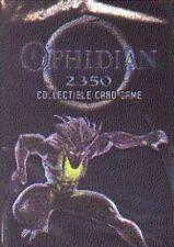 Ophidian 2350 CCG Booster pack Mint