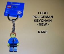 LEGO -  KEYCHAIN - 853091 - POLICEMAN - NEW -      CITY series