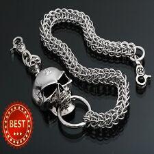 Hip Hop Cross Chain C2227 US Guntwo Korean Mens Fashion Wallet Chains Biker
