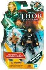 "2011 Marvel Thor Movie #09 Blade Battle Marvel's Hogun 4"" Figure!"