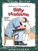 Billy Madison (DVD, 2005, Special Edition - Widescreen) BRAND NEW SEALED