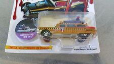 RARE, JOHNNY LIGHTING GHOSTBUSTERS ECTO-1A, '59 CADDY 1959