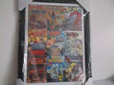 Sheldon Moldoff Comics Batman, Superman  9 Covers  # 7 Out of 10 Signed COA