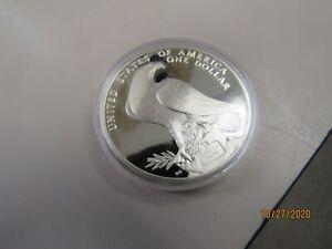 1984-s Silver Proof Commemorative (22240 dollar ms)