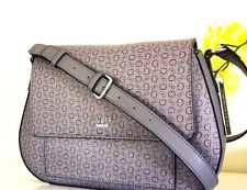 NWT GUESS Jacquard Bag Colmar Signature Purse Handbag SV651820 Crossbody $128
