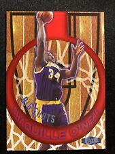 SHAQUILLE O'NEAL 1997-98 Fleer Ultra Big Shots insert NBA Basketball Card