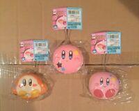 Japanese Nintendo Kirby Donut Shop Slow Rise 3 Figure Set Lot Waddle Dee