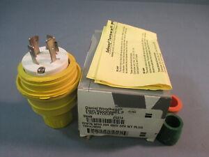 DANIEL WOODHEAD 26W76-WHD-20A-480V 3PH WT PLUG 1301470029