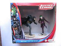 BATMAN vs THE JOKER Justice League Figure Set Dc Comics, Schleich Action Toys !